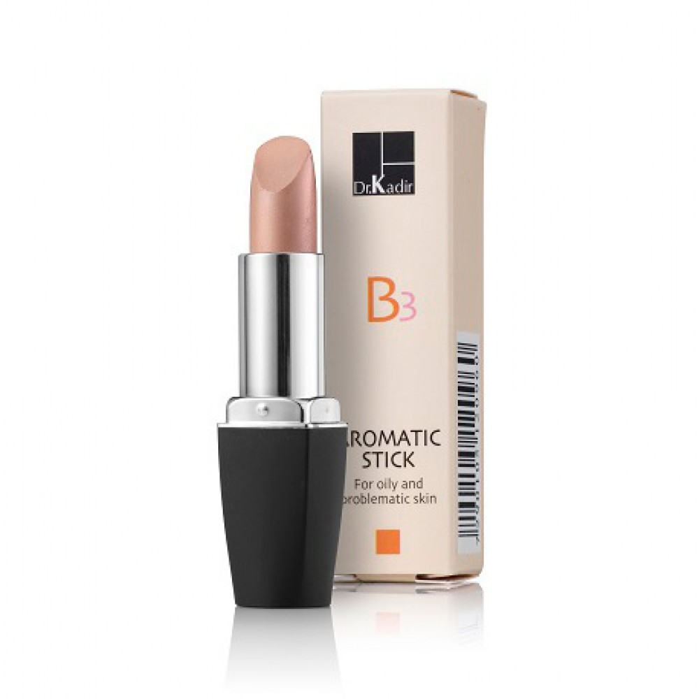 Карандаш для проблемной кожи лица - Dr. Kadir B3 Treatment Stick For Problematic Skin