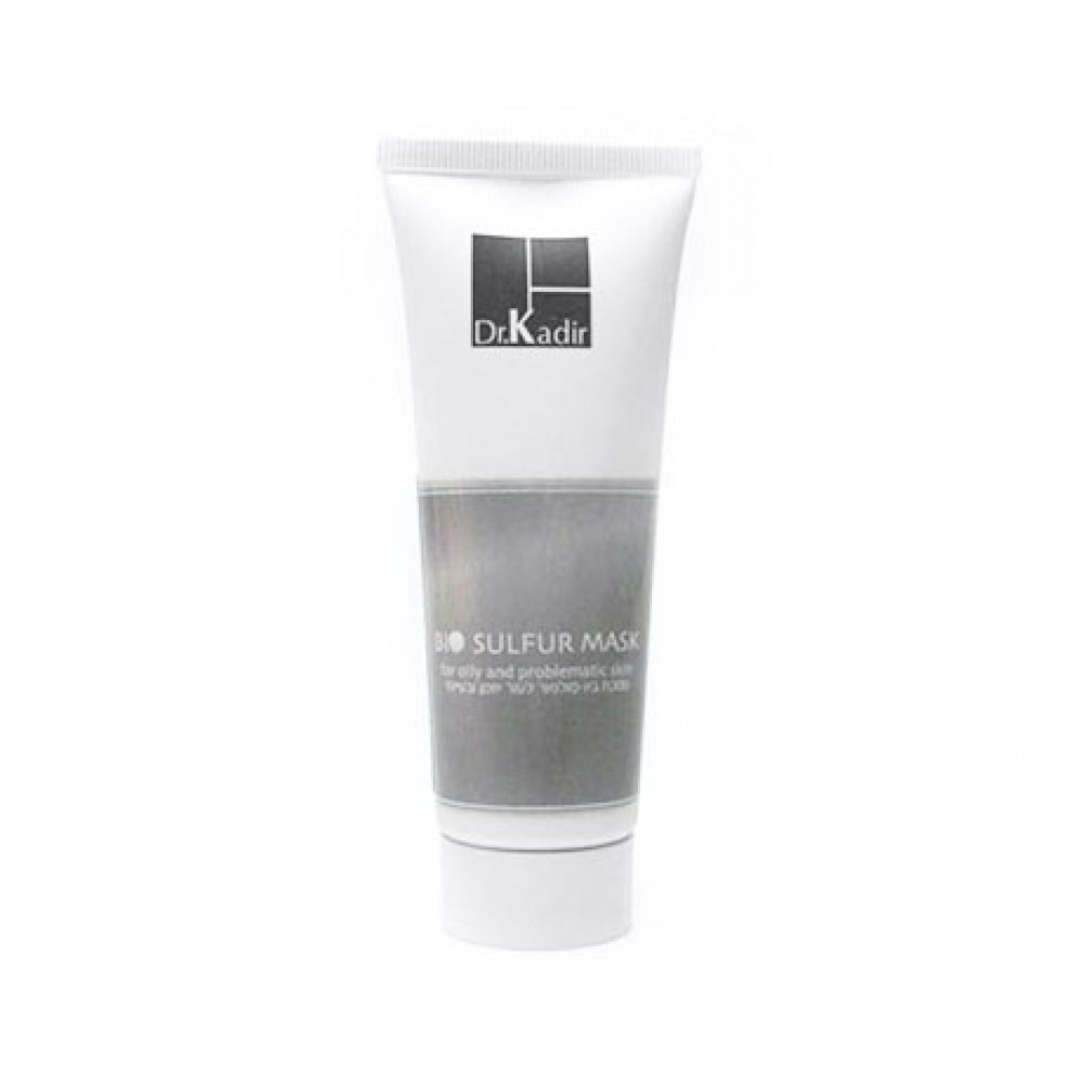 Маска для проблемної шкіри - Dr. Kadir Bio-Sulfur Mask For Problematic Skin