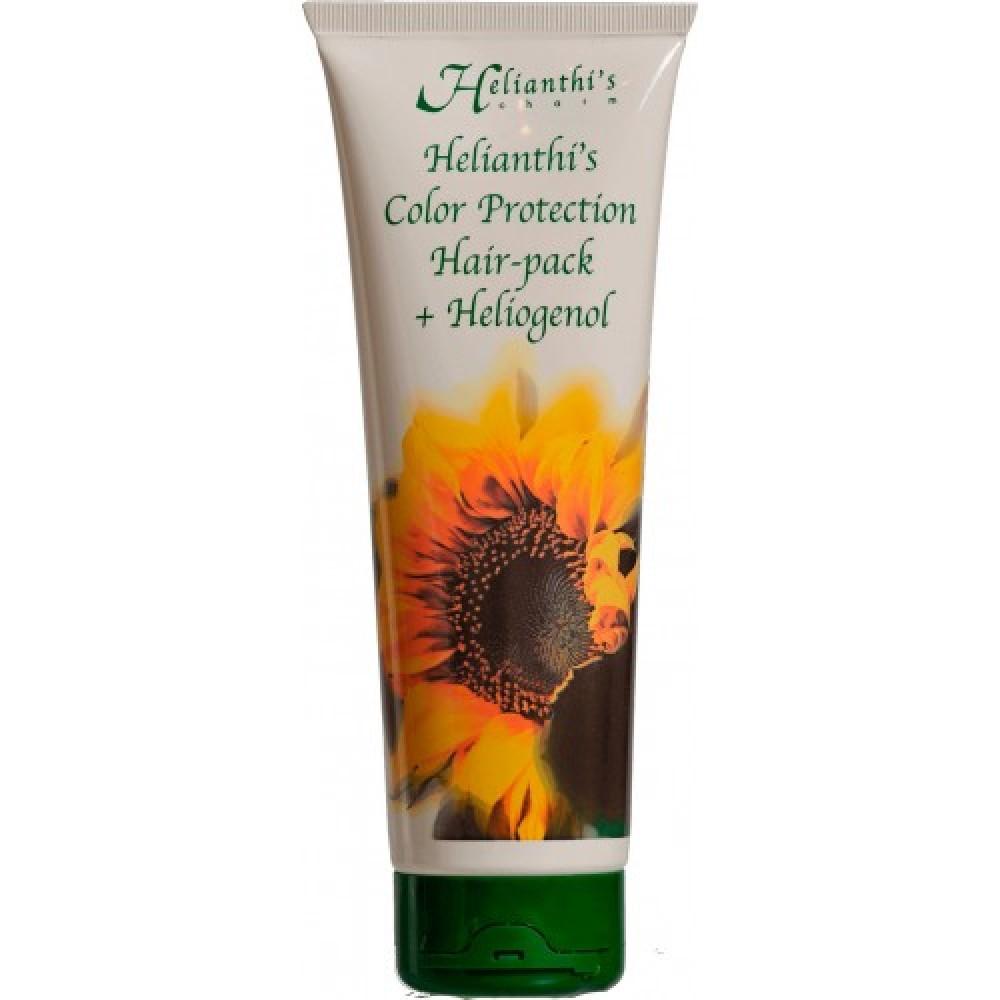 Маска-бальзам Защита цвета - Orising Helianthi's Color Protection Hair-Pack+Heliogenol