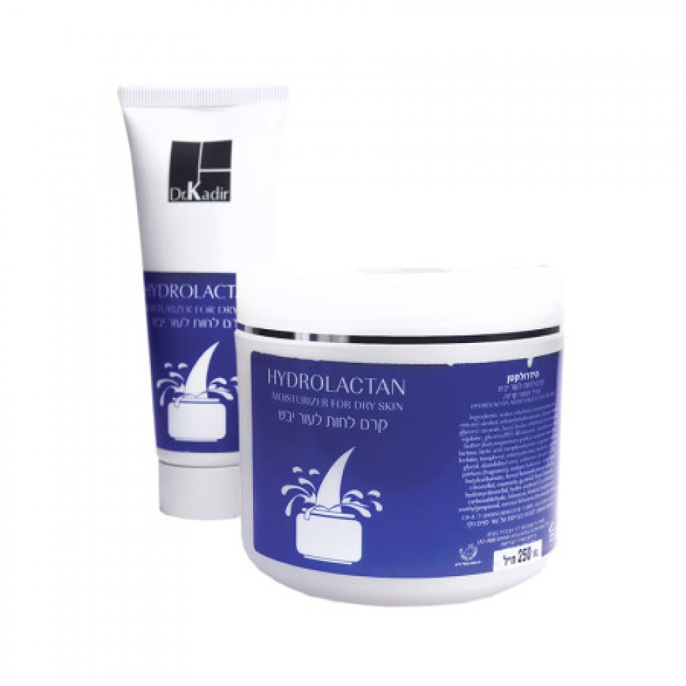 Гидролактан крем для сухой кожи - Dr. Kadir Hydrolactan Moisturizer For Dry Skin