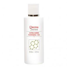 Нормализующий очищающий гель - Derma Series Ultra-norm cleansing gel