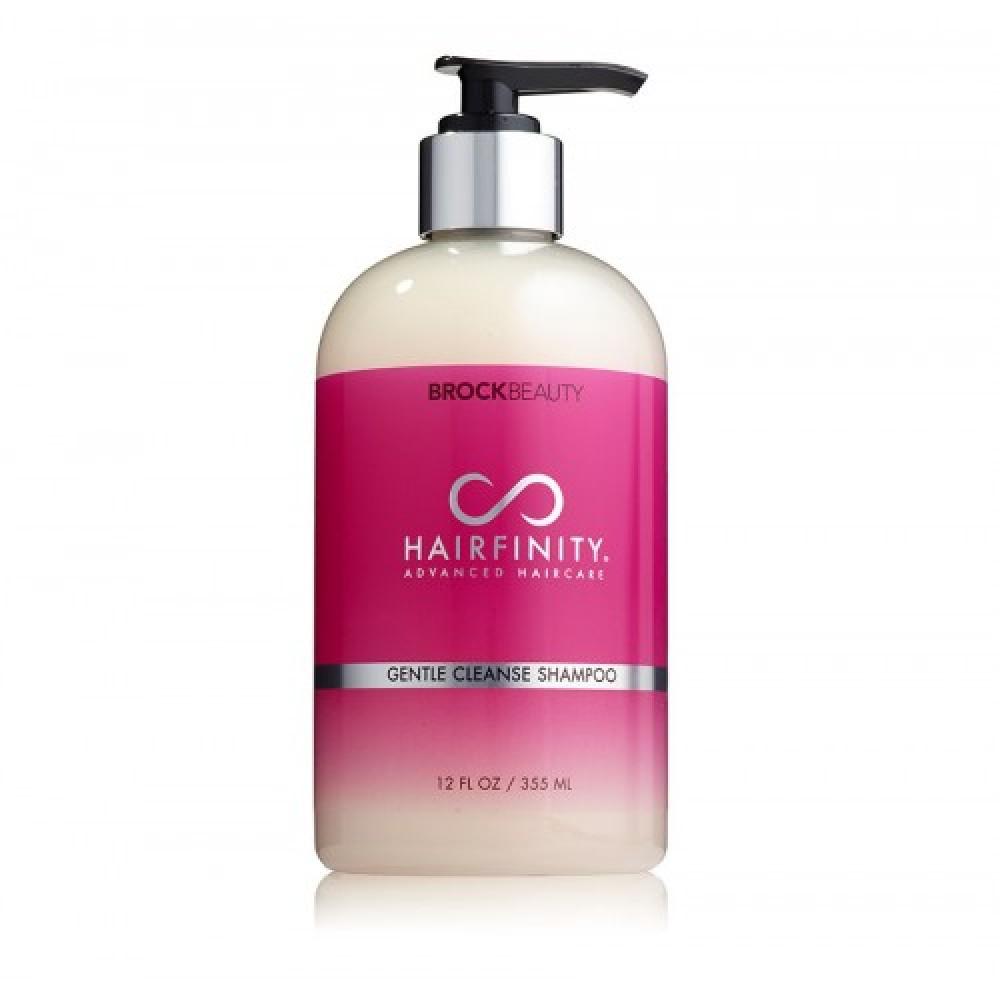 Нежный очищающий шампунь - Hairfinity Gentle Cleanse Shampoo