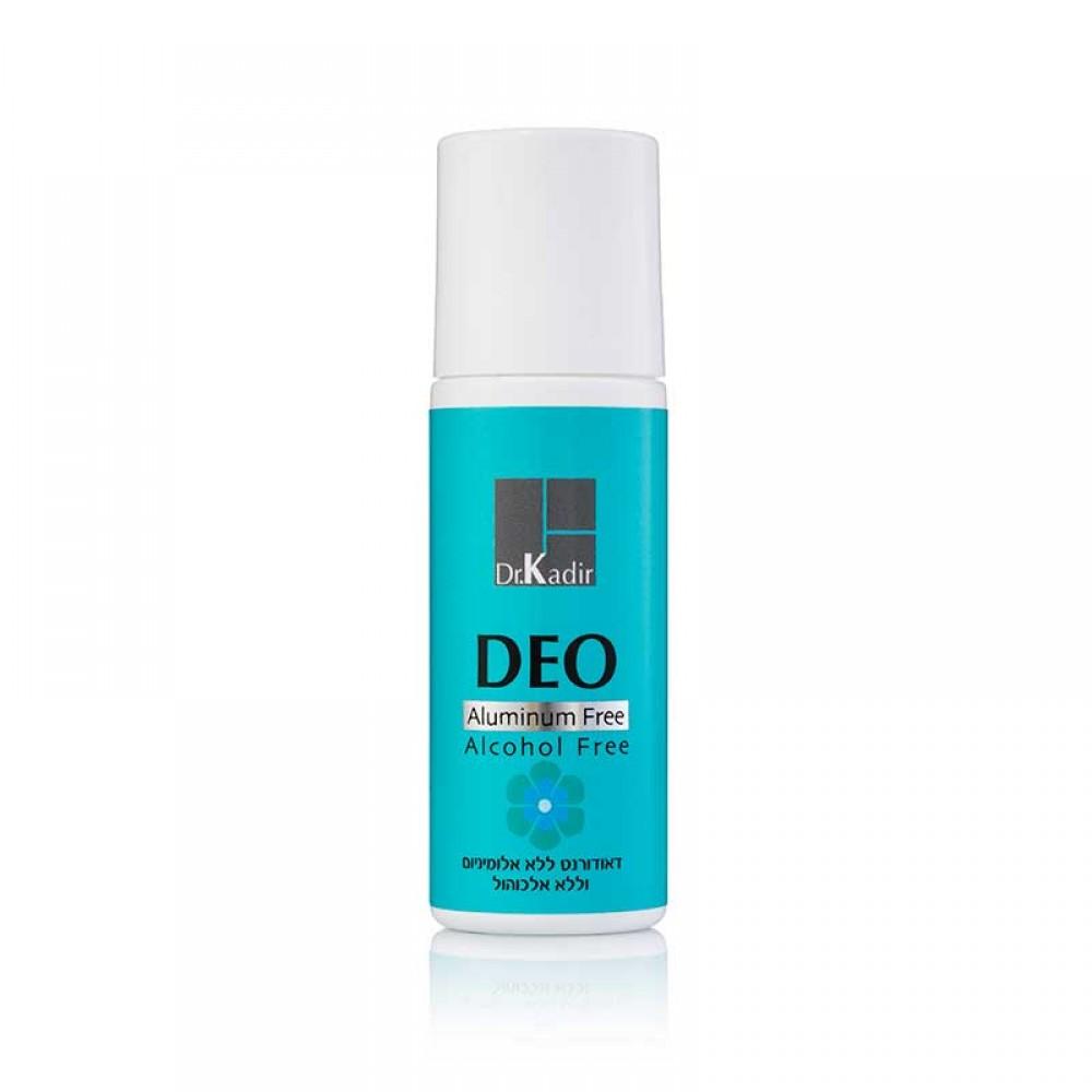 Кульковий дезодорант без алюмінію - Dr. Kadir Deodorant Roll On Aluminum Free