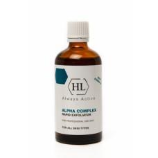 Химический пилинг - Holy Land Cosmetics Alpha Complex Rapid Exfoliator 12%