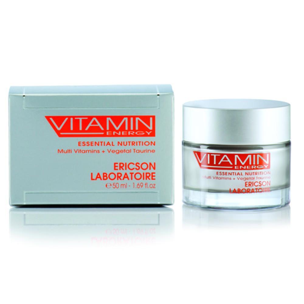Питательный тонизирующий крем - Ericson Laboratoire Vitamin Energy Essential Nutrition