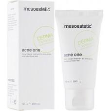 Крем для кожи склонной к акне - Mesoestetic Аcne One