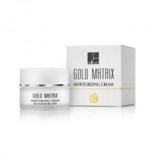 Зволожуючий крем для в'янучої нормальної і сухої шкіри SPF 15 - Dr. Kadir Gold Matrix Moisturizing Cream For Normal / Dry Skin