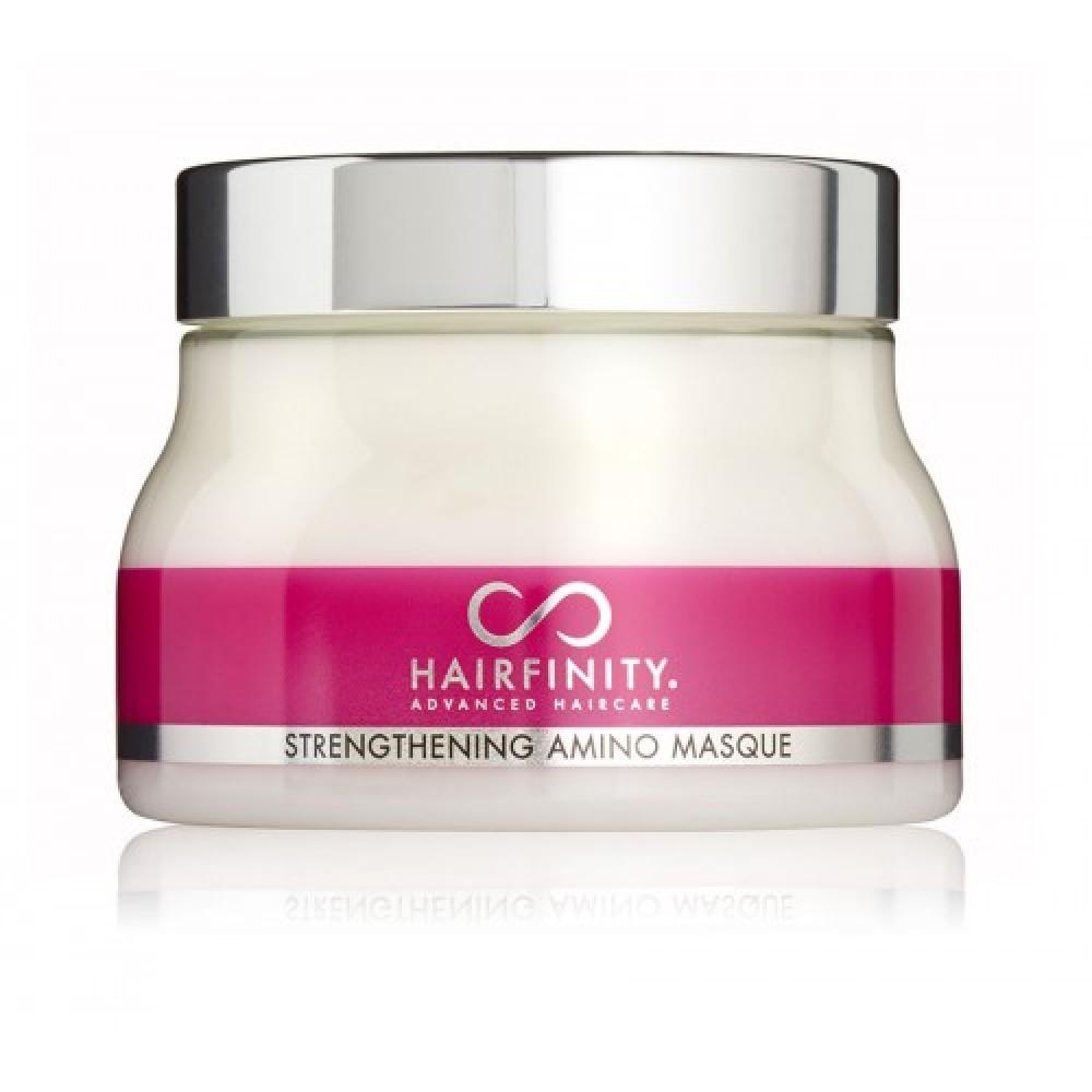 Укрепляющая амино маска - Hairfinity Strengthening Amino Masque