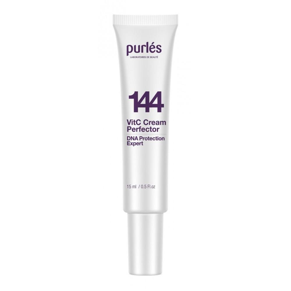 """ВитС крем """"Совершенство"""" Purles DNA Protection Expert 144 VitC Cream Perfector"""
