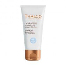 Восстанавливающая крем-маска - Thalgo SUN REPAIR CREAM-MASK