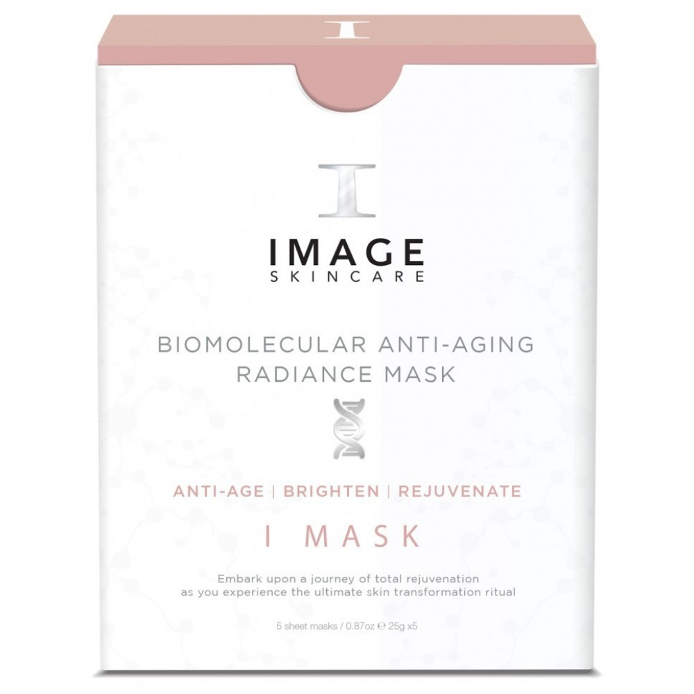 Биомолекулярная anti-aging маска - Image Skincare Biomolecular anti- aging radiance mask