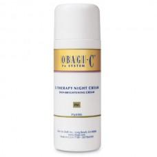 Ночной крем с арбутином и витамином С - Obagi OC FX Night Cream