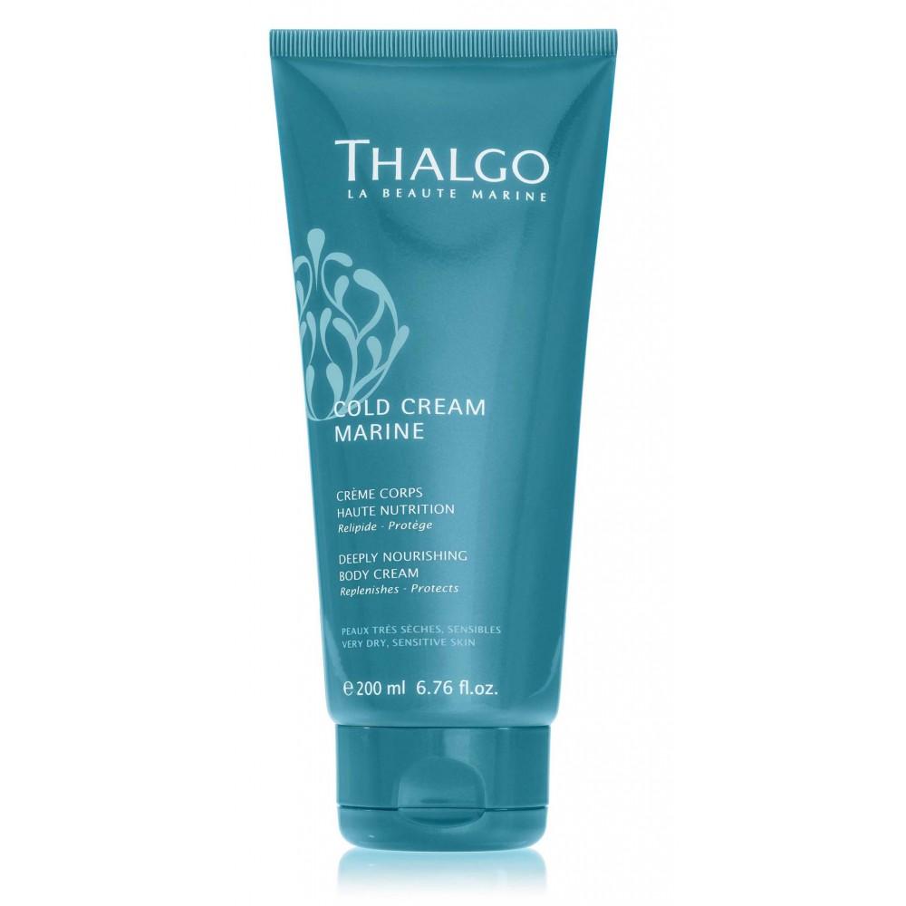 Восстанавливающий крем для тела - THALGO Cold Cream Marine