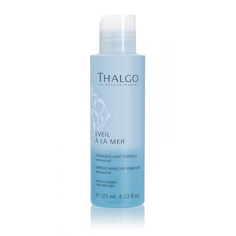 Экспресс средство для снятия макияжа с глаз и губ - Thalgo Express Make-Up Remover