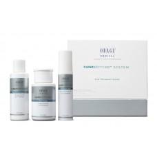 Набор для нормальной-жирной кожи - Obagi Acne Therapeutic System: Oily
