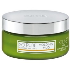 "Глина ""Формирующая"" - Keune So Pure Natural Balance Molding Mud"