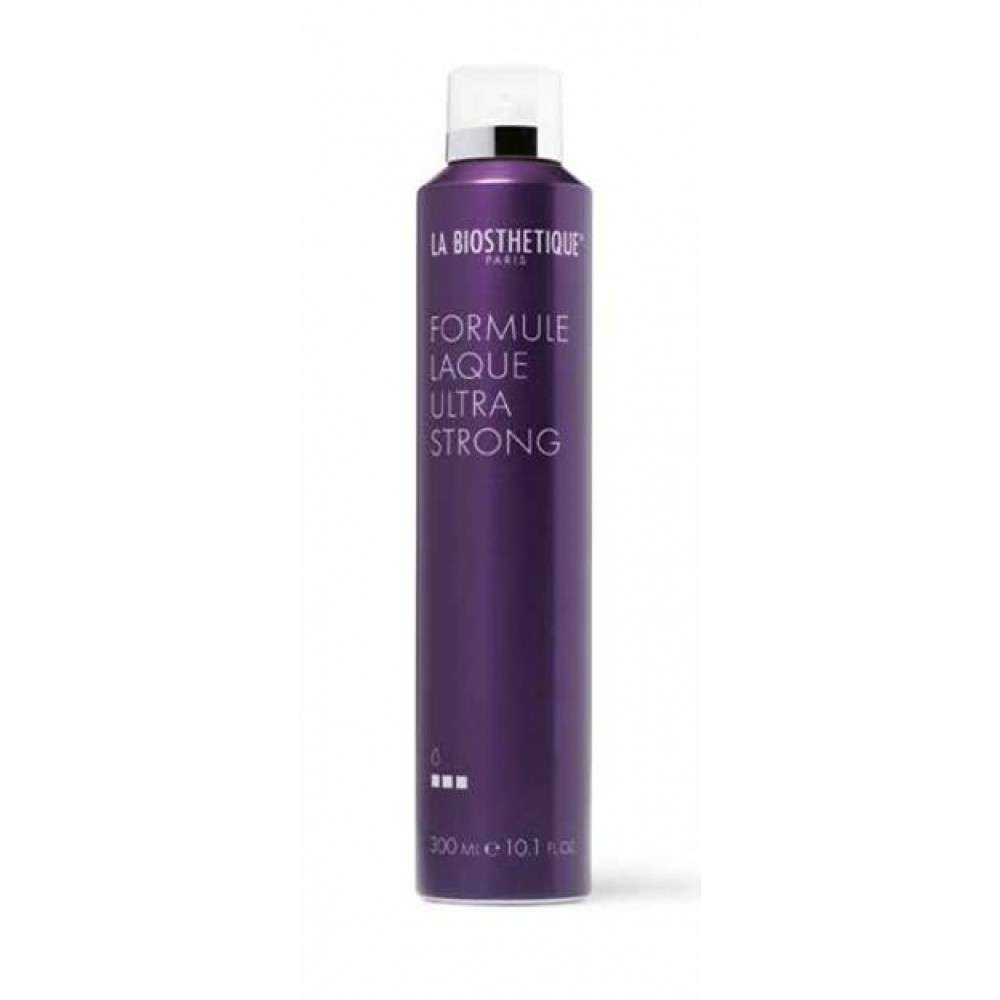 Лак для волос - La Biosthetique Formule Laque Ultra Strong