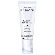 Ночной адаптирующий крем-пилинг - Teoxane Teosyal Radiant Night Peel 15%