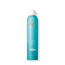 Сияющий лак средней фиксации - Moroccanoil Luminous Hairspray Medium