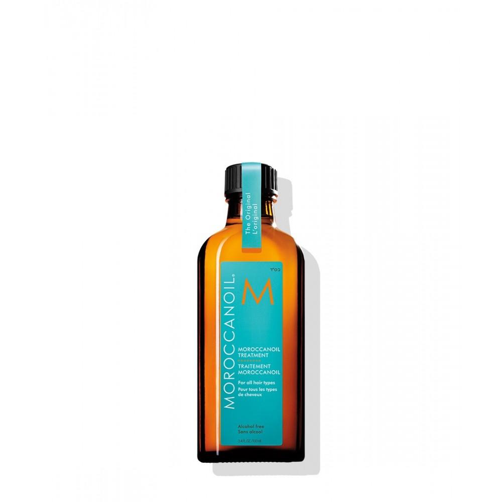 Масло для всех типов волос - Moroccanoil Treatment Original