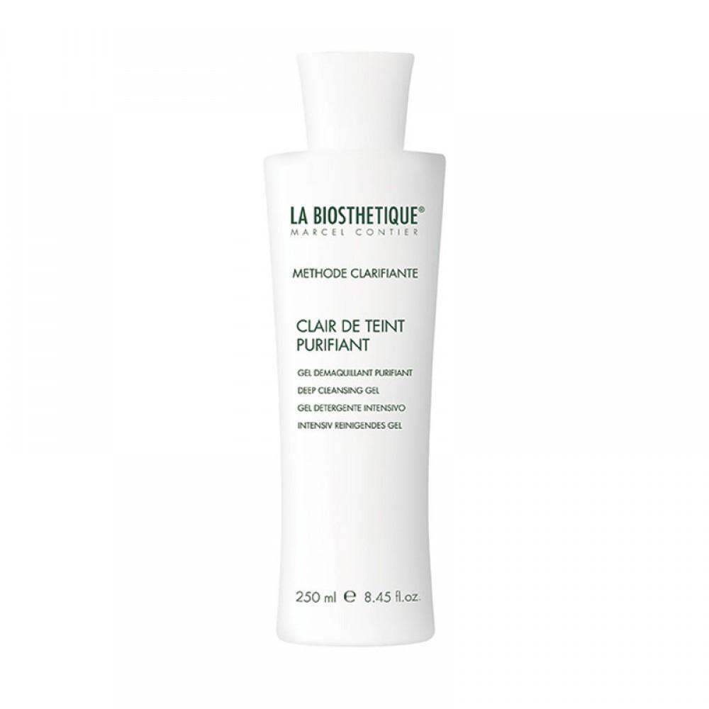 Глубоко очищающий гель для умывания, pH-нейтральный - La Biosthetique Clair de Teint Clarifiant