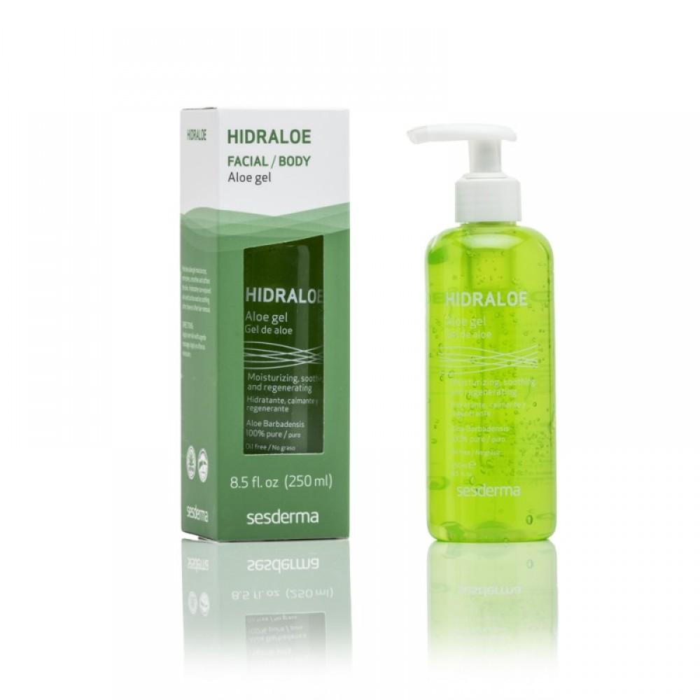 Гель для лица и тела - SeSDerma Hidraloe Aloe Gel