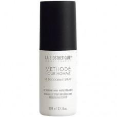 Дезодорант-спрей для надежной защиты - La BiosthetiqueLe Deodorant Spray
