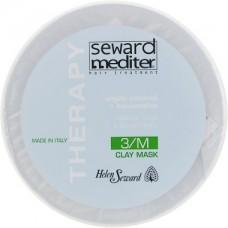 Абсорбирующая глиняная маска для жирной кожи головы - Helen Seward Therapy Clay Mask