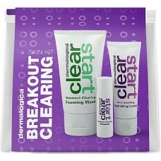 Лечебный очищающий набор для проблемной кожи подростков - Dermalogica Clear Start Breakout Clearing Kit
