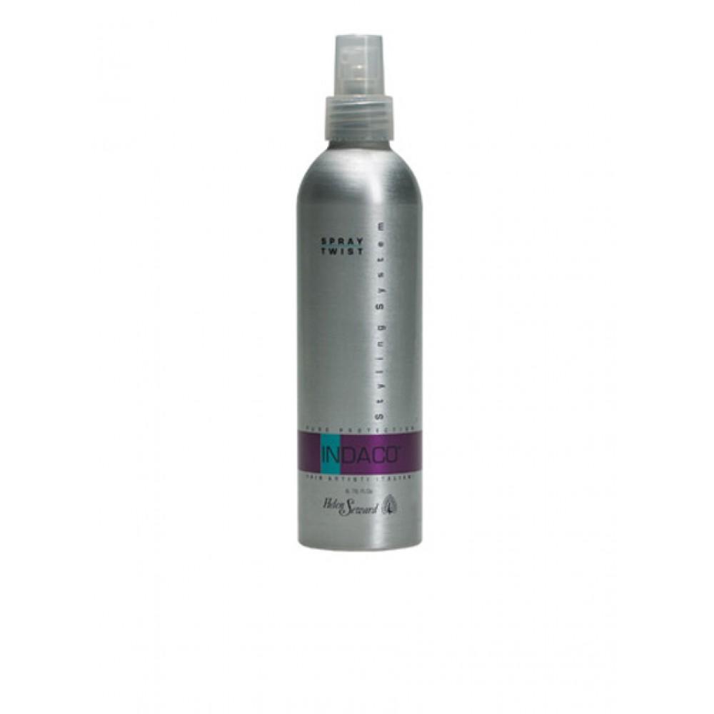 Гель-спрей максимальной фиксации волос - Helen Seward Technoglaze Indaco Techno Spray