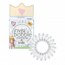 Детская резинка-браслет для волос -  invisibobble KIDS Princess Sparkie