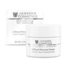 Восстанавливающий крем с лифтинг-эффектом - Janssen Cosmetics Lifting & Recovery Cream