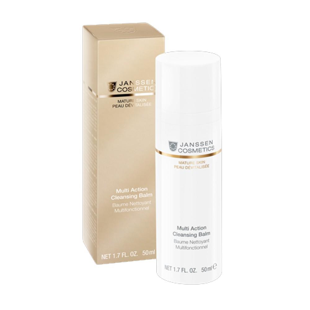 Мультиактивный очищающий бальзам - Janssen Cosmetics Multi Action Cleansing Balm