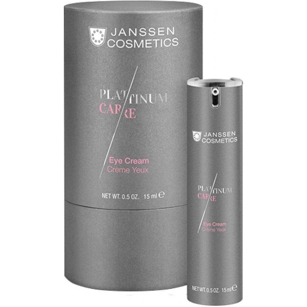 Крем для глаз реструктурирующий - Janssen Cosmetics  Eye Cream