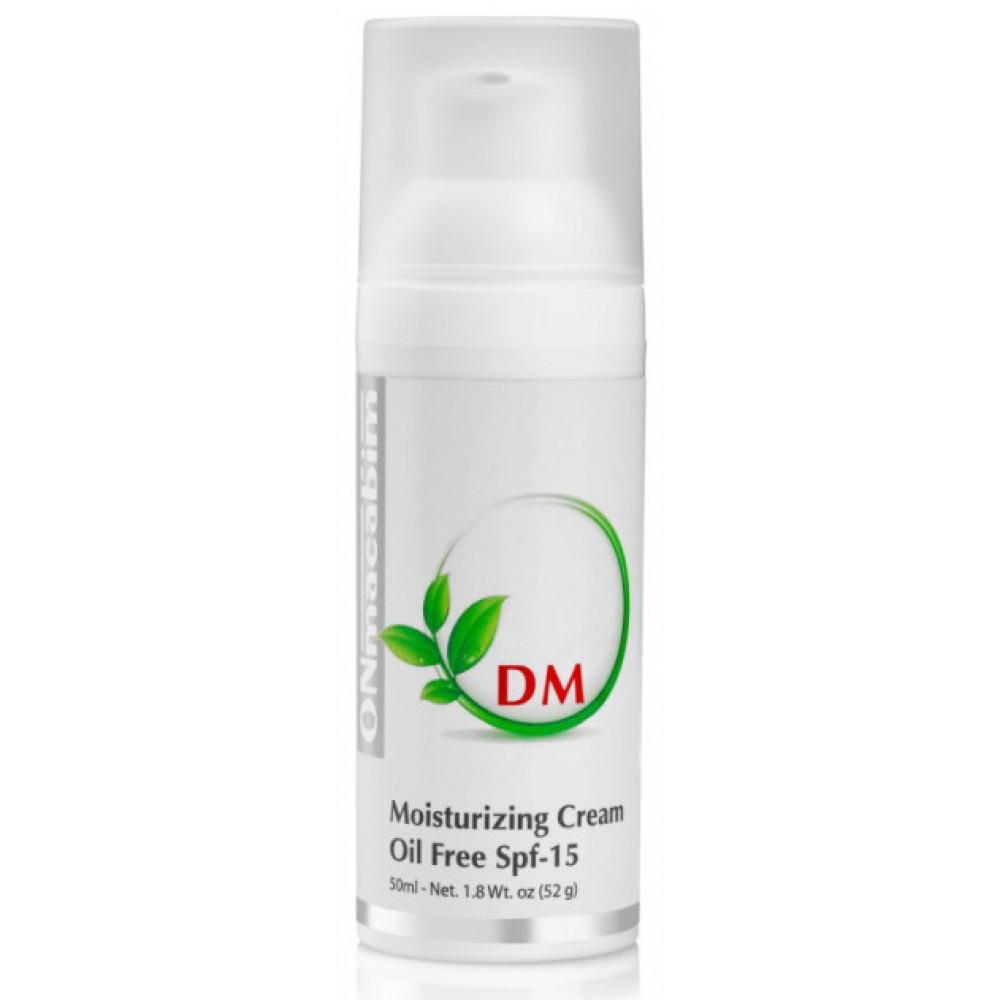 Увлажняющий крем для жирной кожи - Onmacabin DM Line Moisturizing Cream Oil Free SPF 15