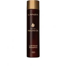 Восстанавливающий шампунь с кератиновым эликсиром - L'anza Keratin Healing Oil Lustrous Shampoo