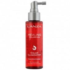 Спрей для блеска волос - L'anza Healing ColorCare Color Illuminator