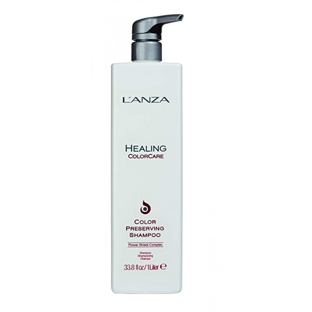 Шампунь для защиты цвета волос - L'anza Healing ColorCare Color-Preserving Shampoo