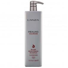 Шампунь для устранения желтизны - L'anza Healing ColorCare Silver Brightening Shampoo