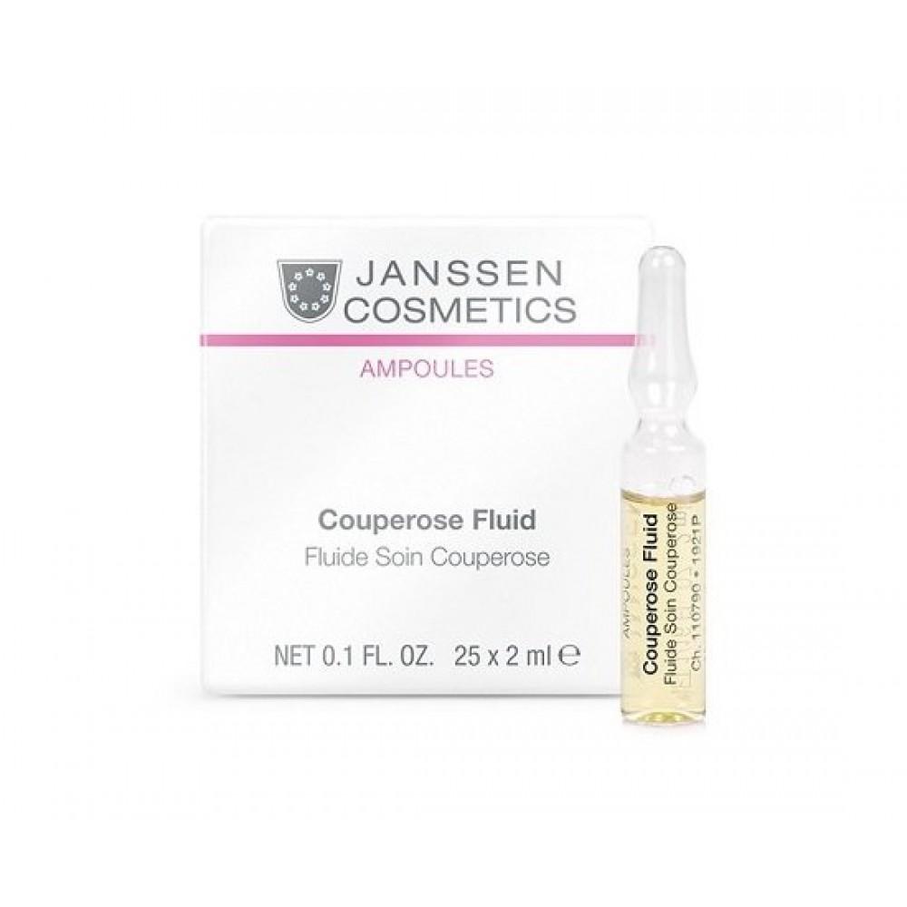 Антикупероз - Janssen Cosmetics Ampoules Аnti-Couperose