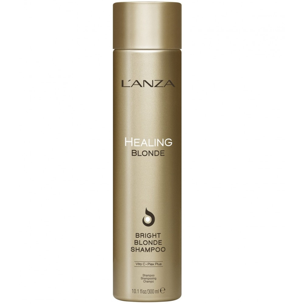 Бессульфатный шампунь для волос - L'anza Healing Blonde Bright Blonde Shampoo