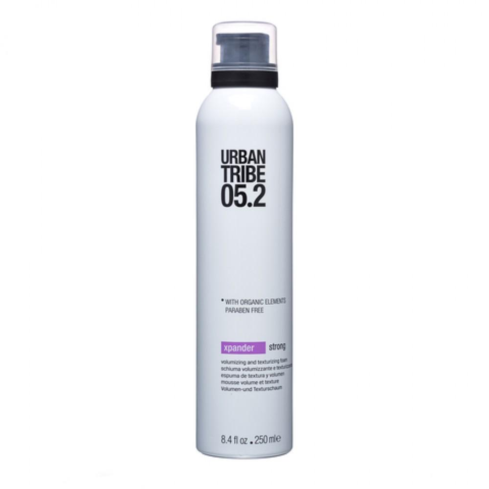 Пена для укладки волос - URBAN TRIBE 05.2 Xpander Strong