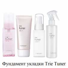 Фундамент укладки Trie Tuner
