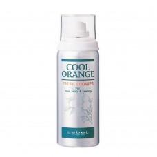 Освежитель - спрей для волос и кожи головы - Lebel Cool Orange Fresh Shower