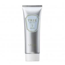 Гель-блеск для укладки волос сильной фиксации - Lebel Trie Juicy Gelee 7