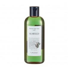 Шампунь с экстрактом морских водорослей - Lebel Seaweed Shampoo