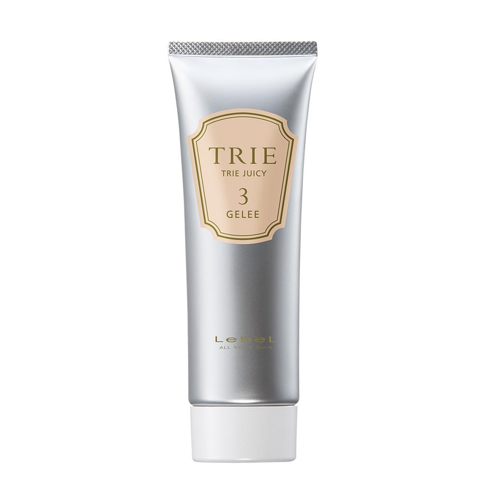 Гель-блеск для укладки волос - Lebel Trie Juicy Gelee 3