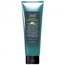 Крем-уход для кожи головы - Lebel Theo Scalp Treatment Ice Mint