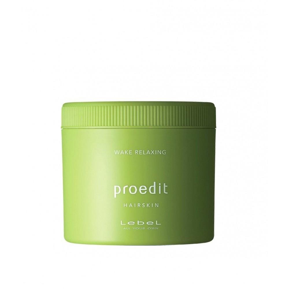 Бодрящий крем для кожи головы и волос - Lebel Wake Relaxing