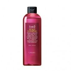 Шампунь для мужчин - Lebel Theo Scalp Shampoo